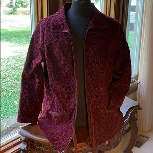 Christopher and Banks Jacket size 2x